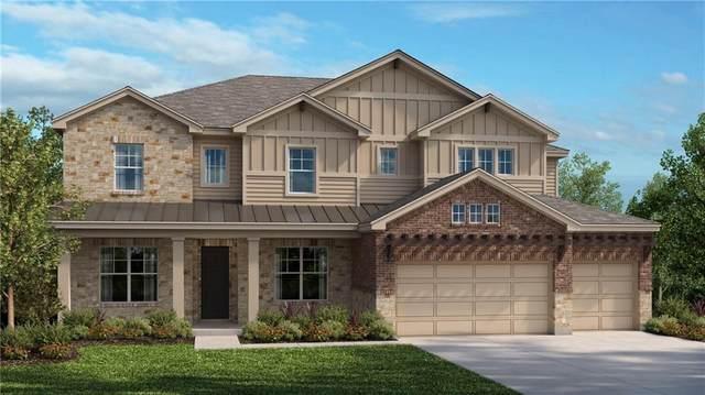 405 Calandria Blvd, Liberty Hill, TX 78642 (#6693411) :: Zina & Co. Real Estate