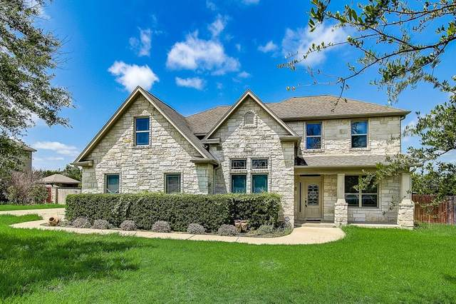 706 Speed Horse, Liberty Hill, TX 78642 (#6693437) :: Zina & Co. Real Estate