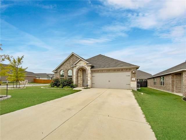 1105 Swan Flower St, Leander, TX 78641 (#6693752) :: Papasan Real Estate Team @ Keller Williams Realty