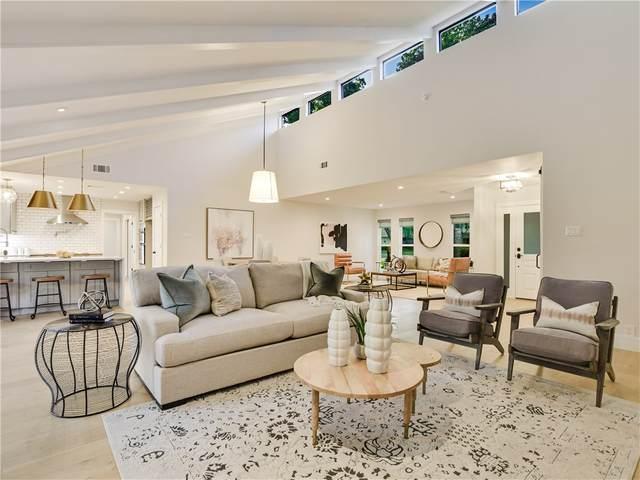 9804 Brandywine Cir, Austin, TX 78750 (#6695593) :: Ben Kinney Real Estate Team