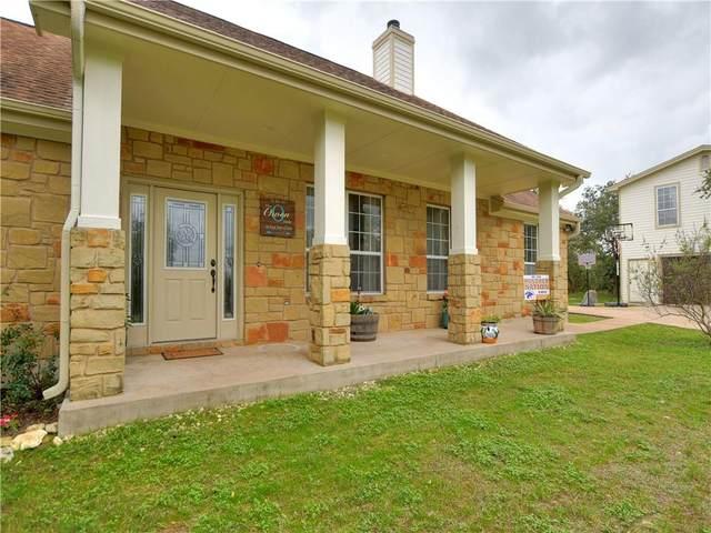 2255 County Road 282, Liberty Hill, TX 78642 (#6697345) :: Papasan Real Estate Team @ Keller Williams Realty