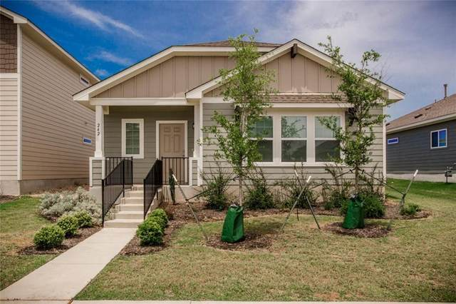 242 Mossycup, San Marcos, TX 78666 (#6701440) :: The Heyl Group at Keller Williams