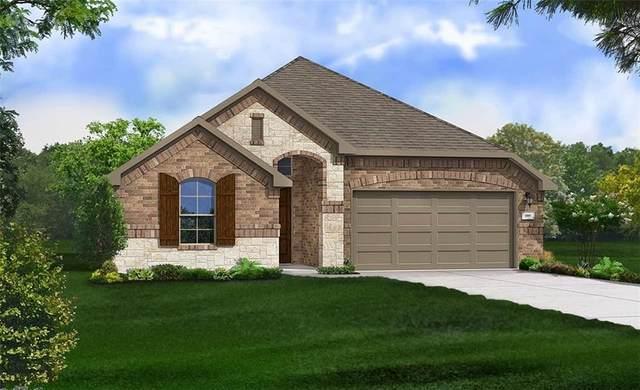 506 Pulitzer Dr, Hutto, TX 78634 (#6702696) :: Papasan Real Estate Team @ Keller Williams Realty