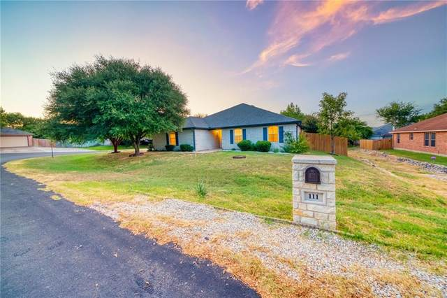 111 Ted Ct, Kyle, TX 78640 (#6702988) :: 10X Agent Real Estate Team