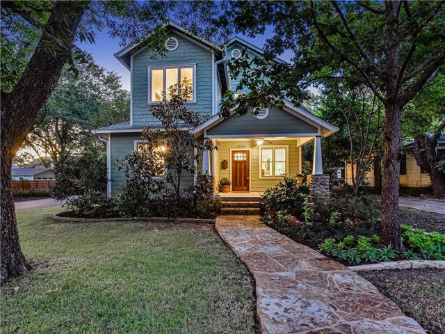 4100 Ramsey Ave, Austin, TX 78756 (#6706671) :: The Perry Henderson Group at Berkshire Hathaway Texas Realty