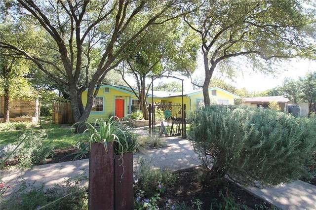 4605 S 2nd St, Austin, TX 78745 (#6709209) :: Papasan Real Estate Team @ Keller Williams Realty