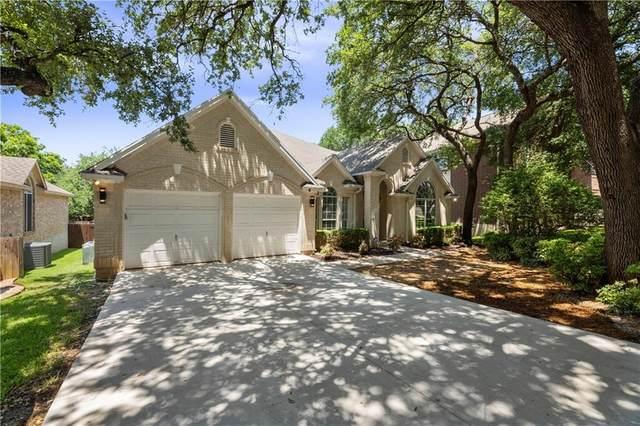 17029 Capri Isle Ln, Austin, TX 78717 (#6710308) :: Papasan Real Estate Team @ Keller Williams Realty