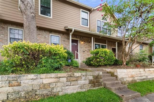 11404 Walnut Ridge Dr #16, Austin, TX 78753 (MLS #6710739) :: The Barrientos Group