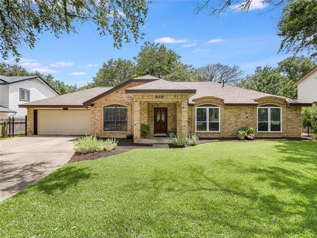 6401 Woodcrest Dr, Austin, TX 78759 (#6713727) :: The Summers Group