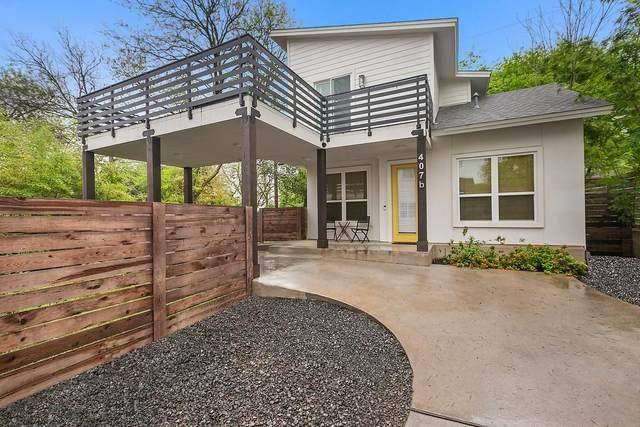 407 Post Road Dr B, Austin, TX 78704 (#6715326) :: Papasan Real Estate Team @ Keller Williams Realty