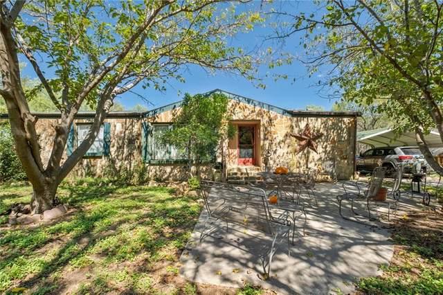 414 County Road 118, Burnet, TX 78611 (#6715521) :: Papasan Real Estate Team @ Keller Williams Realty