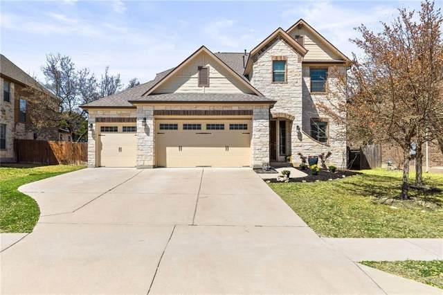 2307 Erica Kaitlin Ln, Cedar Park, TX 78613 (#6720173) :: Ben Kinney Real Estate Team
