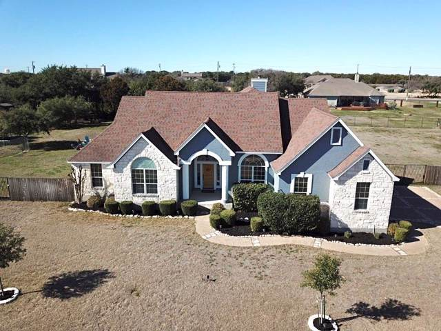 219 Neal Dr, Liberty Hill, TX 78642 (#6720461) :: The Perry Henderson Group at Berkshire Hathaway Texas Realty