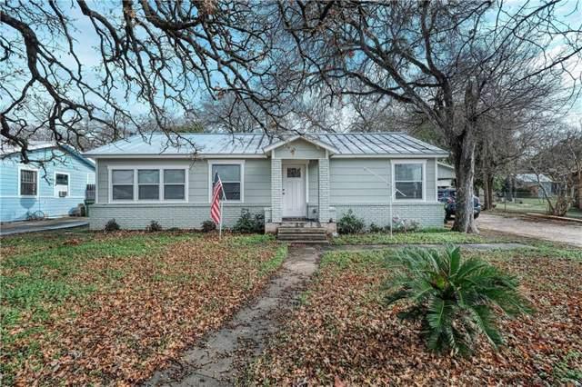 1209 Sherrard St, Burnet, TX 78611 (#6720567) :: Ben Kinney Real Estate Team