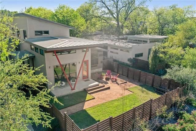 917 Cardinal Ln A, Austin, TX 78704 (#6721230) :: Douglas Residential