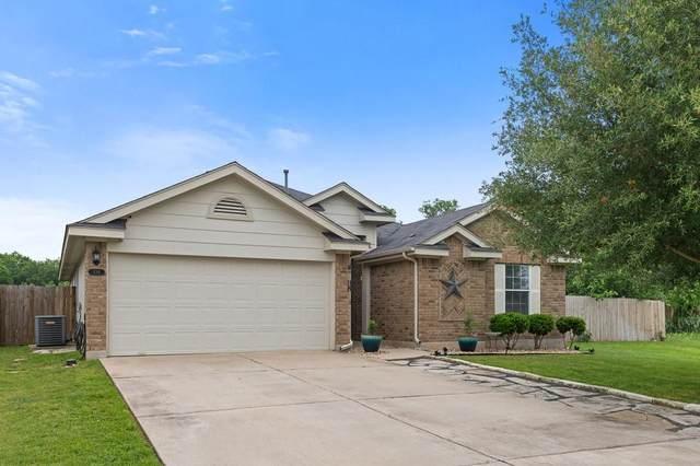 110 Bayliss St, Hutto, TX 78634 (#6721655) :: Papasan Real Estate Team @ Keller Williams Realty