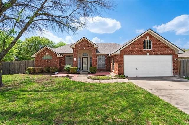 806 Magnolia Cv, Buda, TX 78610 (#6721724) :: Azuri Group | All City Real Estate