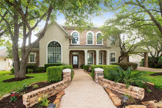 11912 Mira Mesa Dr, Austin, TX 78732 (#6723431) :: R3 Marketing Group