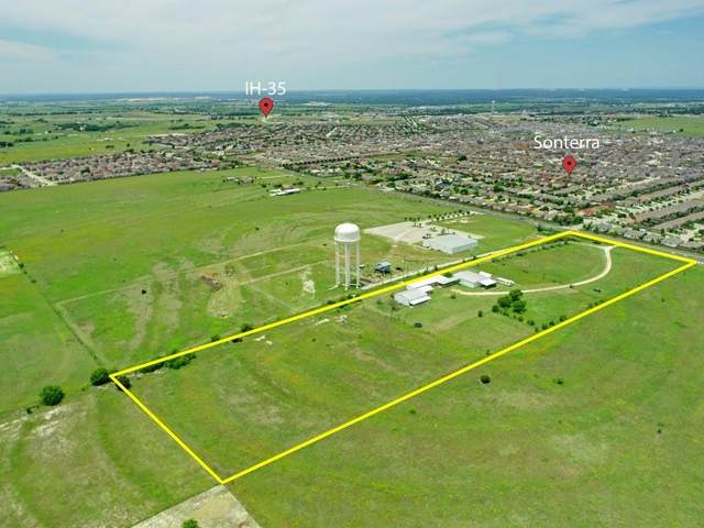 1500 County Road 313, Jarrell, TX 76537 (#6723445) :: The Summers Group