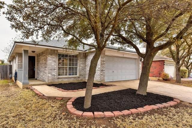 1306 Dillon Lake Bnd, Leander, TX 78641 (#6723813) :: Papasan Real Estate Team @ Keller Williams Realty