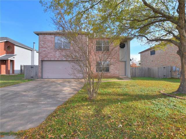 2927 Donnell Dr, Round Rock, TX 78664 (#6724920) :: Lucido Global