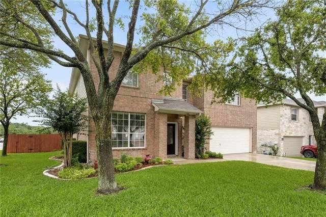 2374 Caprock Pl, Georgetown, TX 78626 (#6726306) :: Papasan Real Estate Team @ Keller Williams Realty
