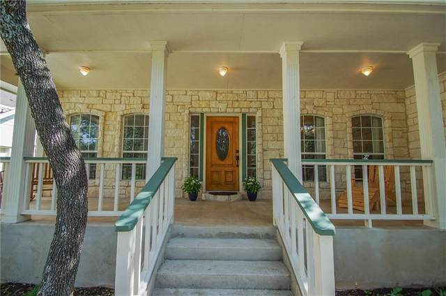 109 Augusta Dr, Wimberley, TX 78676 (#6726950) :: Lancashire Group at Keller Williams Realty