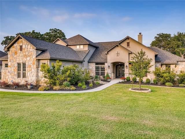10717 Vista Heights Dr, Georgetown, TX 78628 (#6728483) :: Papasan Real Estate Team @ Keller Williams Realty