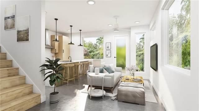 1419 Montopolis St #2, Austin, TX 78741 (#6729145) :: Lauren McCoy with David Brodsky Properties