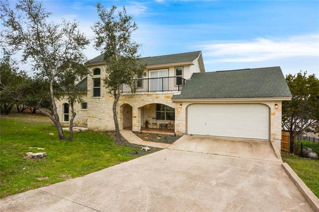 4500 Nettle Ln, Lago Vista, TX 78645 (#6729698) :: The Perry Henderson Group at Berkshire Hathaway Texas Realty