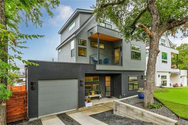 2109 E 8th St #1, Austin, TX 78702 (#6730331) :: Papasan Real Estate Team @ Keller Williams Realty
