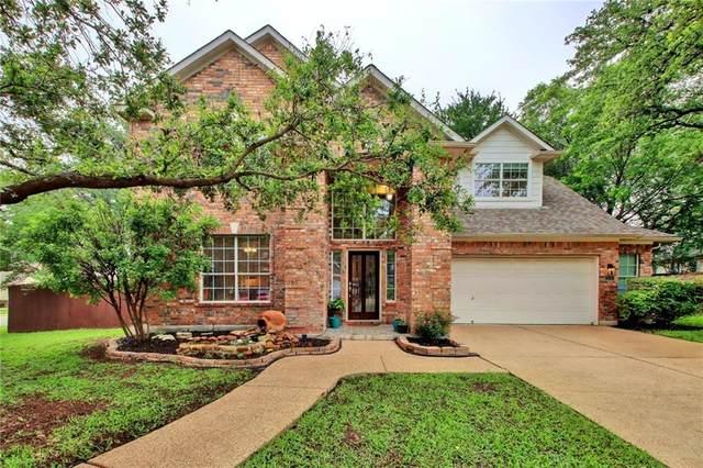2500 Christine Rose Ct, Round Rock, TX 78681 (#6731187) :: Papasan Real Estate Team @ Keller Williams Realty