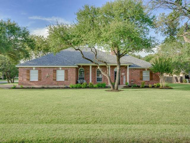 30101 Oakmont Dr, Georgetown, TX 78628 (#6731375) :: First Texas Brokerage Company