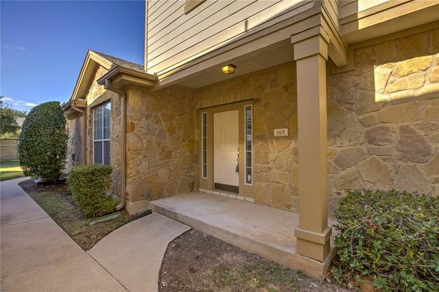 16100 S Great Oaks Dr #601, Round Rock, TX 78681 (#6732325) :: Ben Kinney Real Estate Team