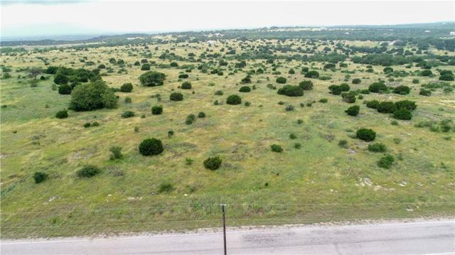 Lot 69 Three Creeks Dr, Bertram, TX 78605 (#6733131) :: The Perry Henderson Group at Berkshire Hathaway Texas Realty