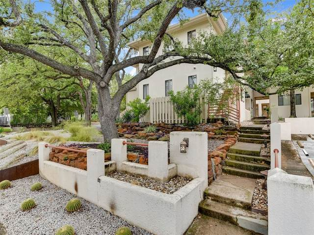 1302 Woodlawn Blvd #103, Austin, TX 78703 (#6738883) :: The Perry Henderson Group at Berkshire Hathaway Texas Realty