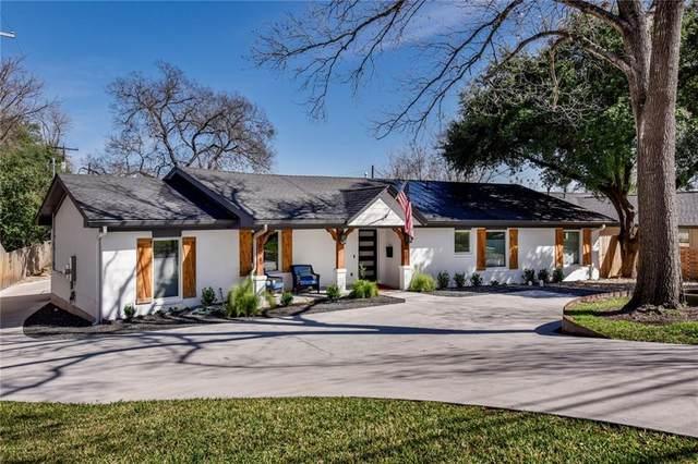 1204 W 29th St, Austin, TX 78703 (#6740177) :: Ben Kinney Real Estate Team
