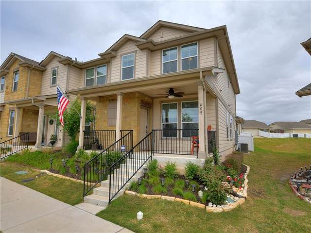 605 Katmai Cir, Pflugerville, TX 78660 (#6741580) :: Zina & Co. Real Estate