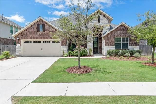 2356 Centennial Loop, Round Rock, TX 78665 (#6742711) :: Papasan Real Estate Team @ Keller Williams Realty