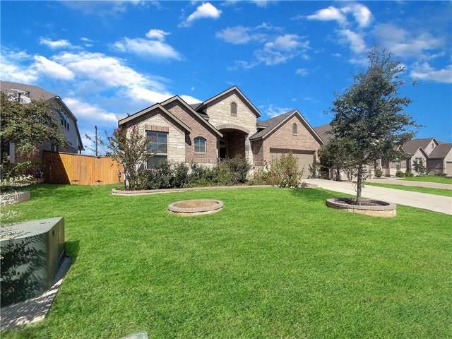 19925 Abigail Way, Pflugerville, TX 78660 (#6743018) :: Papasan Real Estate Team @ Keller Williams Realty