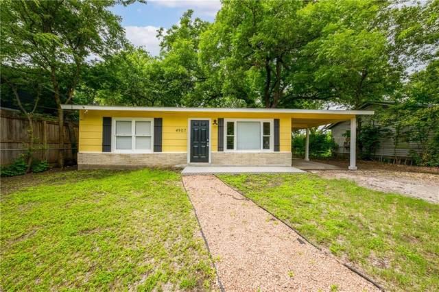 4907 Alf Ave, Austin, TX 78721 (#6745012) :: Papasan Real Estate Team @ Keller Williams Realty