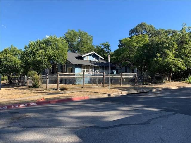 1601 Brackenridge St, Austin, TX 78704 (#6745458) :: Green City Realty