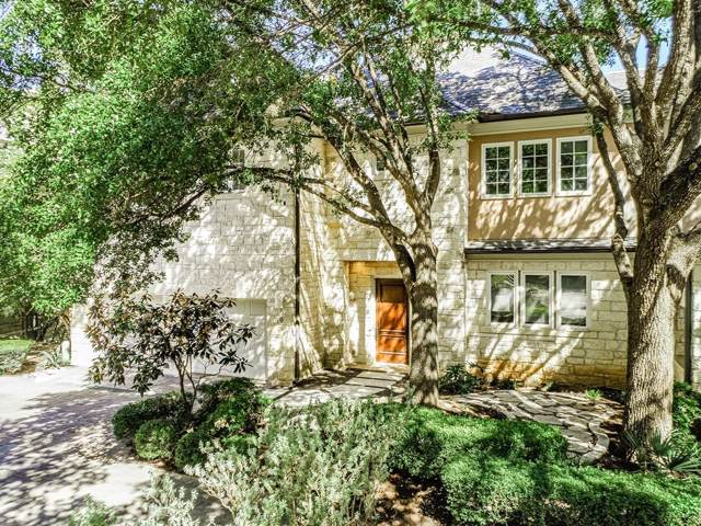 4408 Long Champ Dr #19, Austin, TX 78746 (#6747108) :: The Summers Group