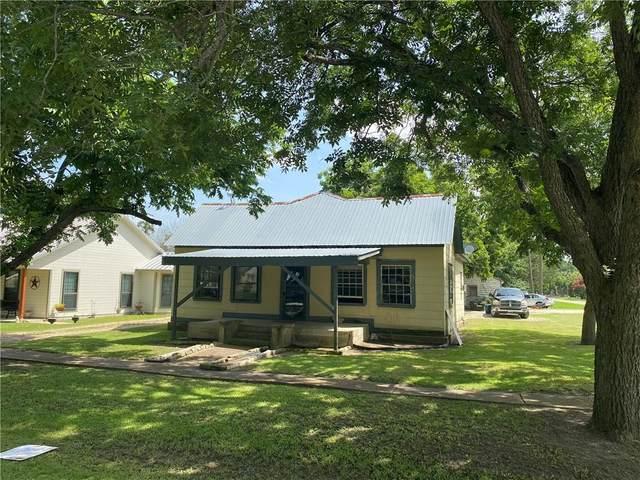 245 W Bell St, Bartlett, TX 76511 (#6747861) :: Papasan Real Estate Team @ Keller Williams Realty