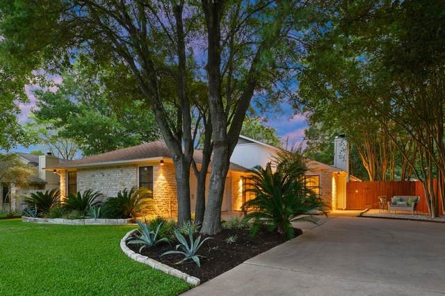4003 Capistrano Trl, Austin, TX 78739 (#6749094) :: The Heyl Group at Keller Williams