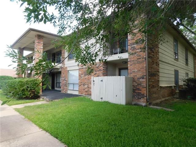 1705 Crossing Pl #144, Austin, TX 78741 (#6749318) :: Green City Realty