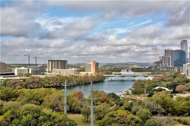 603 Davis St #1209, Austin, TX 78701 (#6752363) :: Papasan Real Estate Team @ Keller Williams Realty