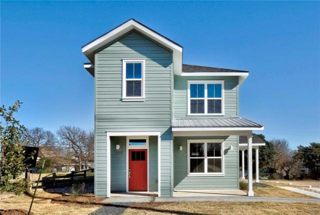 1809-1 Chestnut Ave, Austin, TX 78702 (#6752593) :: The Gregory Group