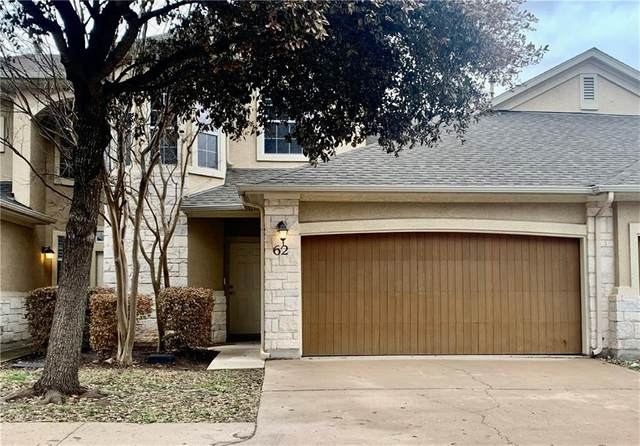 7708 San Felipe Blvd #62, Austin, TX 78729 (#6755600) :: R3 Marketing Group
