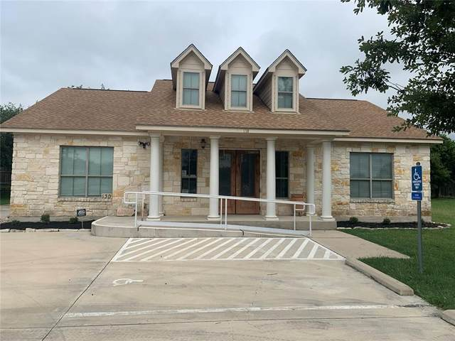 130 Hall Professional Ctr, Kyle, TX 78640 (#6757973) :: Realty Executives - Town & Country